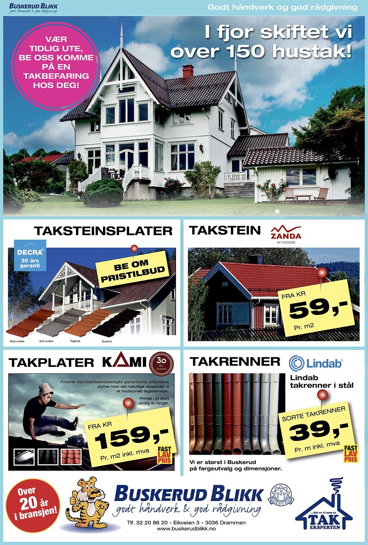blikkenslager Buskerud Drammen Vestfold Asker Bærum